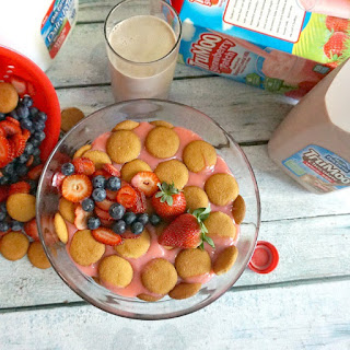 Strawberry Pudding Recipe