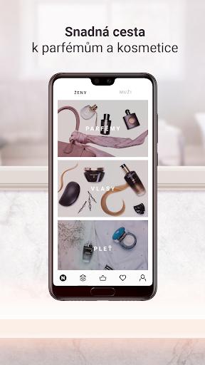 Notino - parfu00e9my a kosmetika screenshots 2