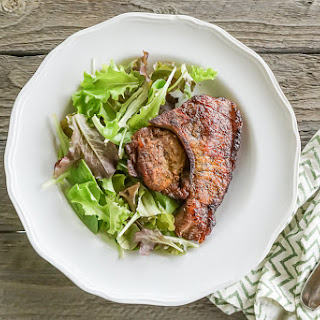 Oven Baked Adobo Pork Chops {Paleo, Low-Carb & Keto}.
