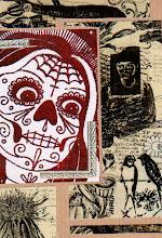 Photo: Wenchkin's Mail Art 366 - Day 234 - Card 234b