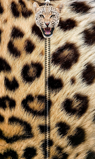 Cheetah Zipper UnLock