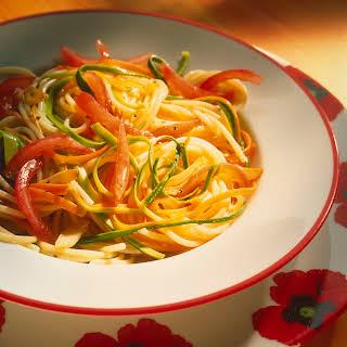 Zucchini And Carrot Spaghetti Recipes.