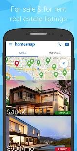 Homesnap Real Estate & Rentals Screenshot 1