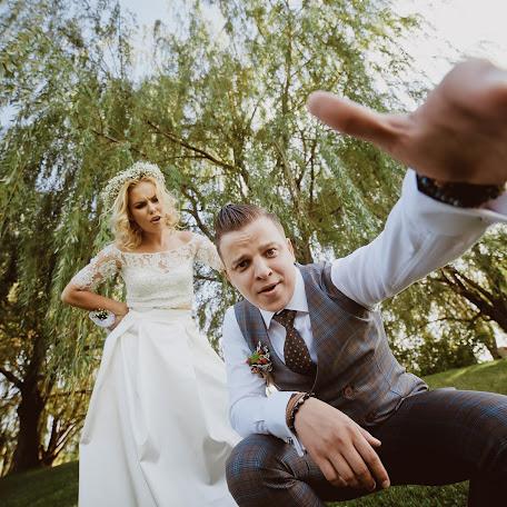 Wedding photographer Ivan Popov (nonlimit). Photo of 11.10.2016