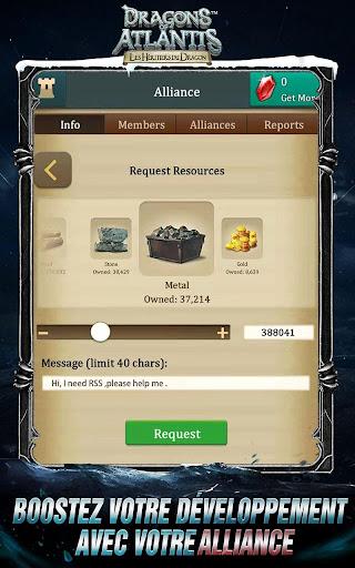 Dragons of Atlantis: Héritiers  captures d'écran 2