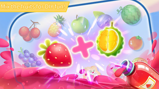 Baby Pandau2019s Summer: Juice Shop android2mod screenshots 3