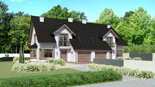 projekt Dom przy Amarantowej 5