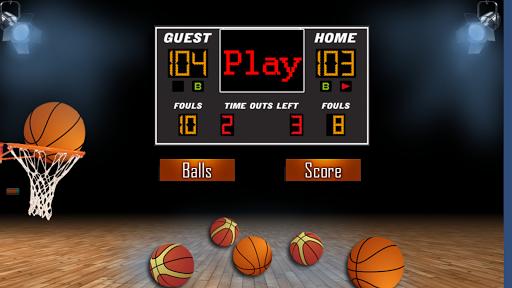 Basketball 3D Shooting
