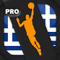 Greece Basketball Scores Pro icon