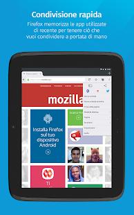 Firefox, il browser riservato- miniatura screenshot