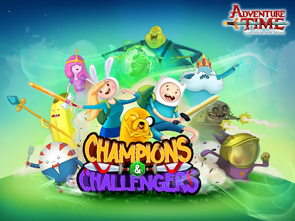 Champions and Challengers – Adventure Time Screenshot