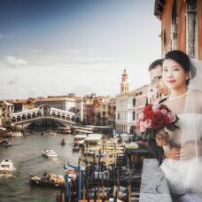 Wedding photographer Luca Fabbian (fabbian). Photo of 27.11.2018