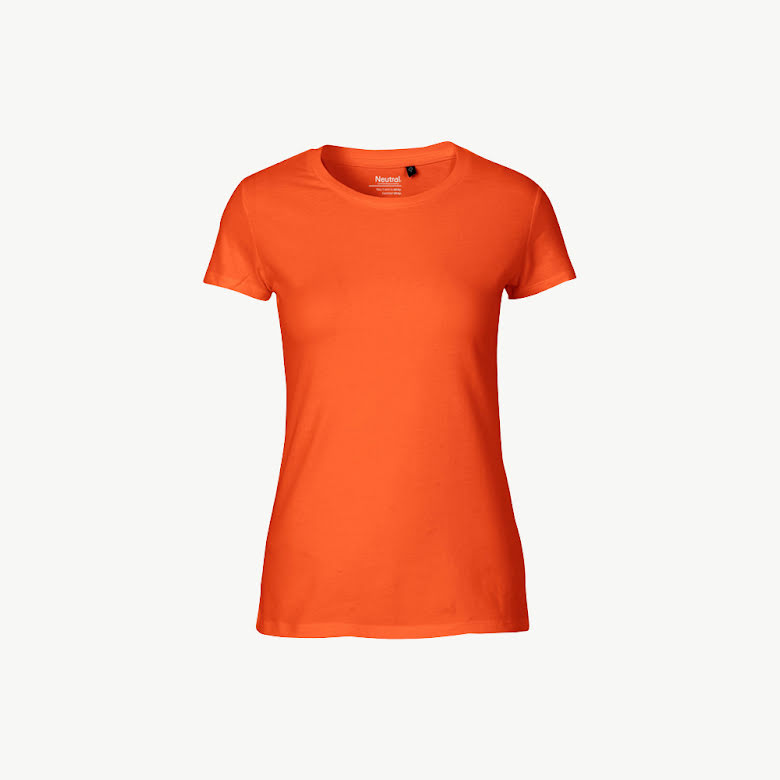 ECO Fitted Tee, Dam