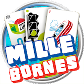 Mille Bornes - The Classic French Card Game