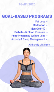 Shilpa Shetty – Yoga, Fitness, Exercise & Diet App Download For Android and iPhone 1