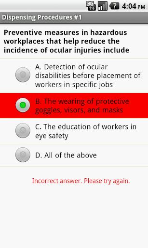 玩免費教育APP|下載ABO Basic Opticianry Exam Prep app不用錢|硬是要APP