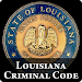 2016 Louisiana Criminal Code Icon