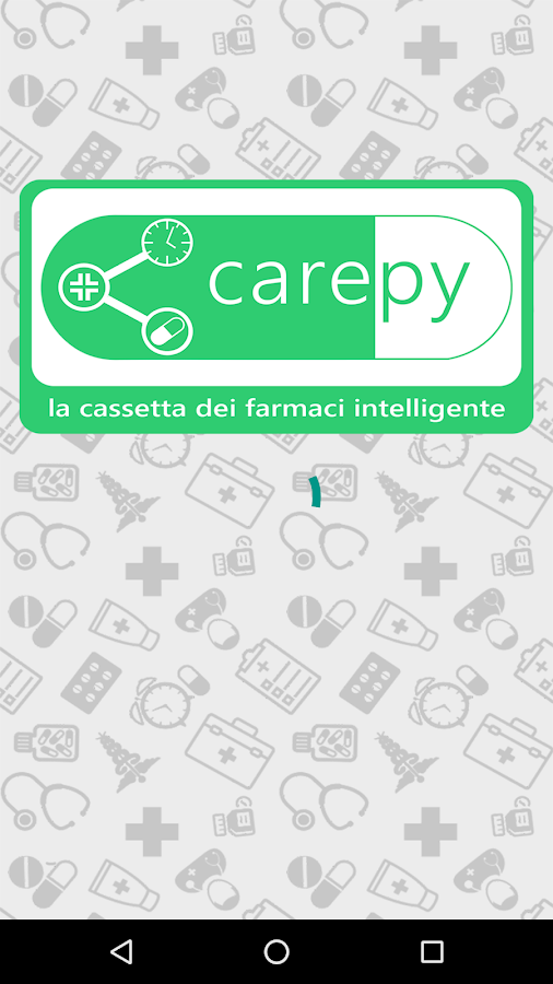 Carepy- screenshot