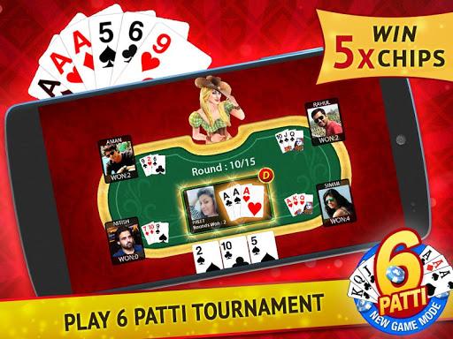 Teen Patti - Indian Poker  screenshots 6