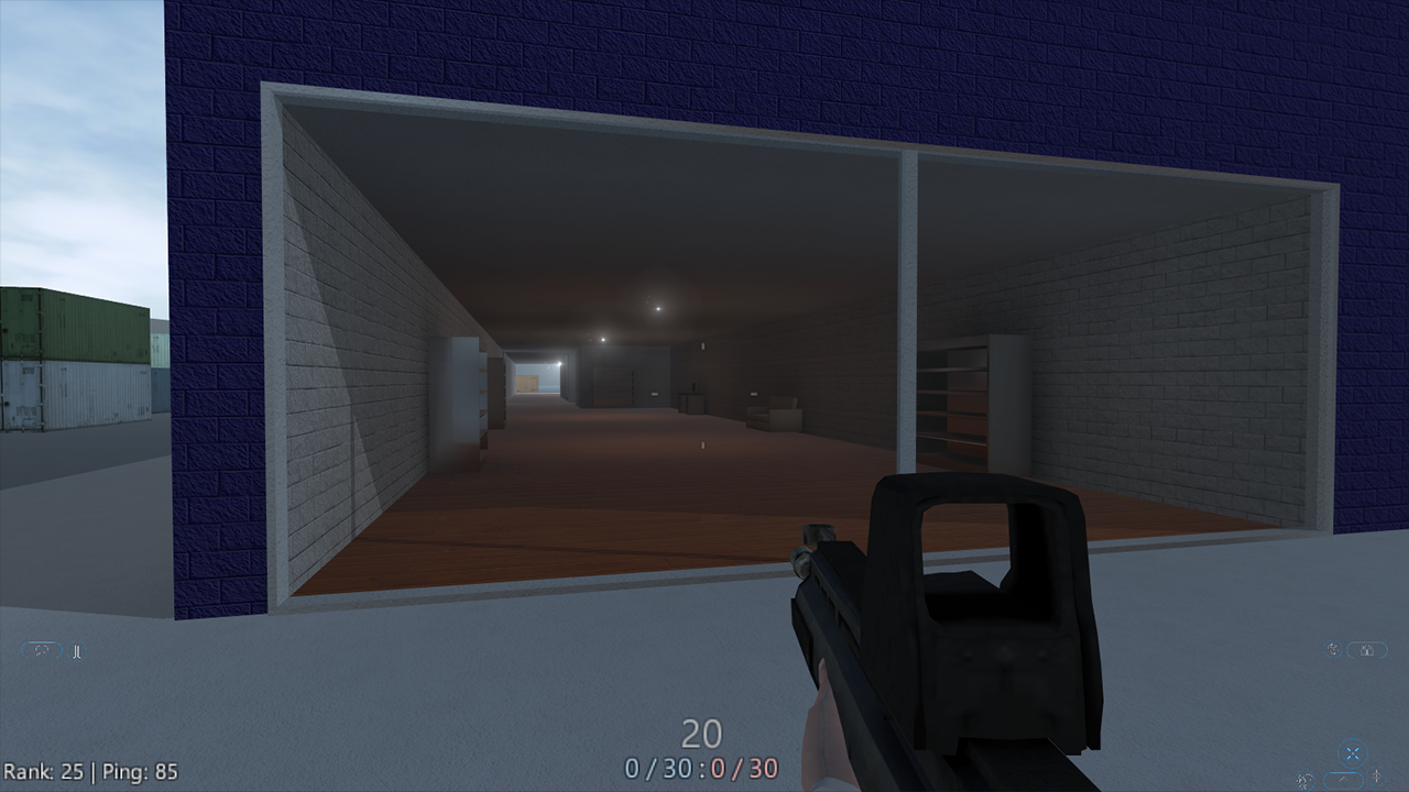 Zombie Ops Online Free - FPS- screenshot