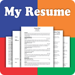 resume builder free 5 minute cv maker templates android apps