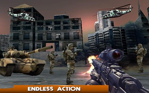 ARMY BASE COMMANDO SNIPER screenshot 0