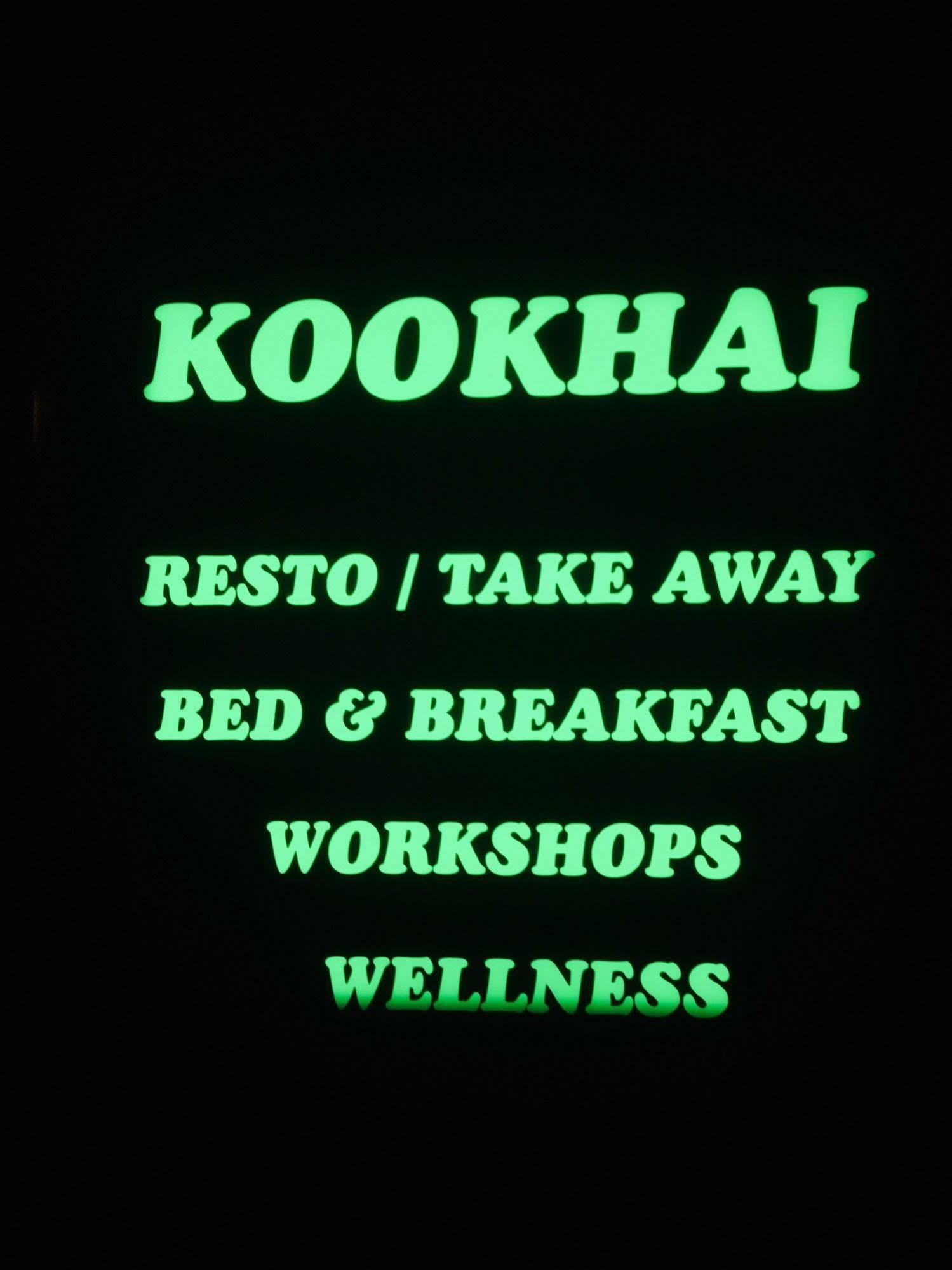 B and B Kookhai