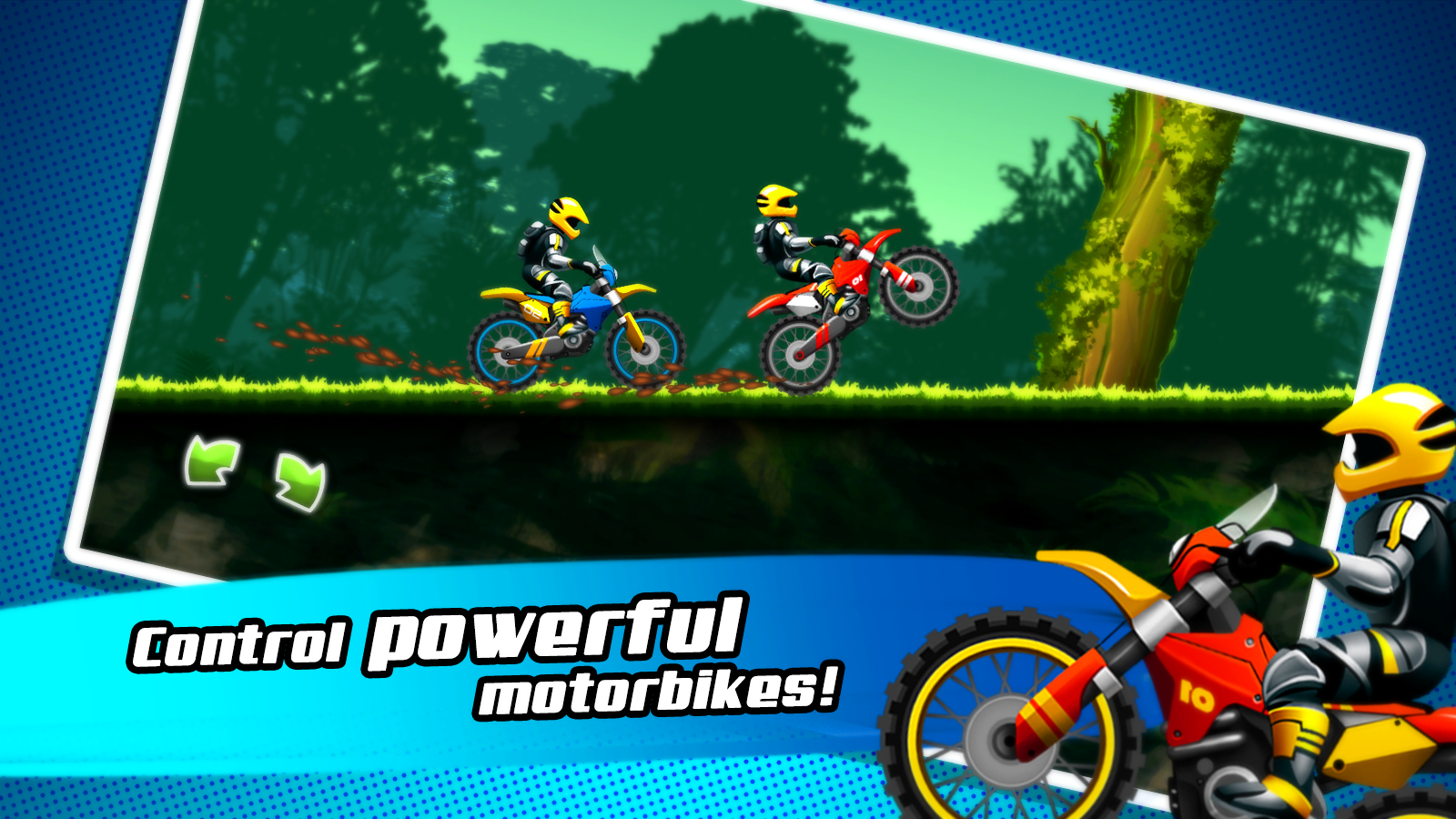 Jungle Motocross Extreme Racing - Android Apps on Google Play