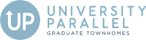 University Parallel Graduate Townhomes Homepage