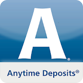 Amegy Anytime Deposits®Mobile