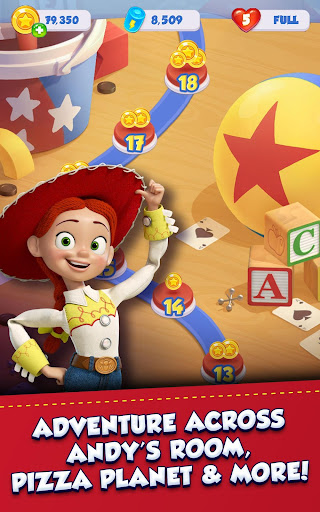 Toy Story Drop! – You've got a friend in match-3! screenshot 12