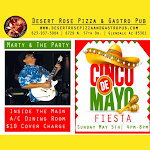 """Live Band """"Marty and the Party"""" Cinco De Mayo"""