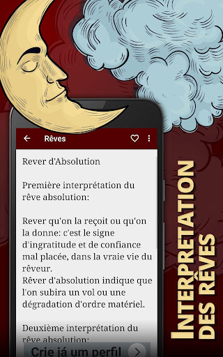 Dictionnaire Des Ru00eaves et Interpretation  screenshots 3