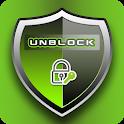 Buka Blokir Situs Web - Free Unblock Browser icon