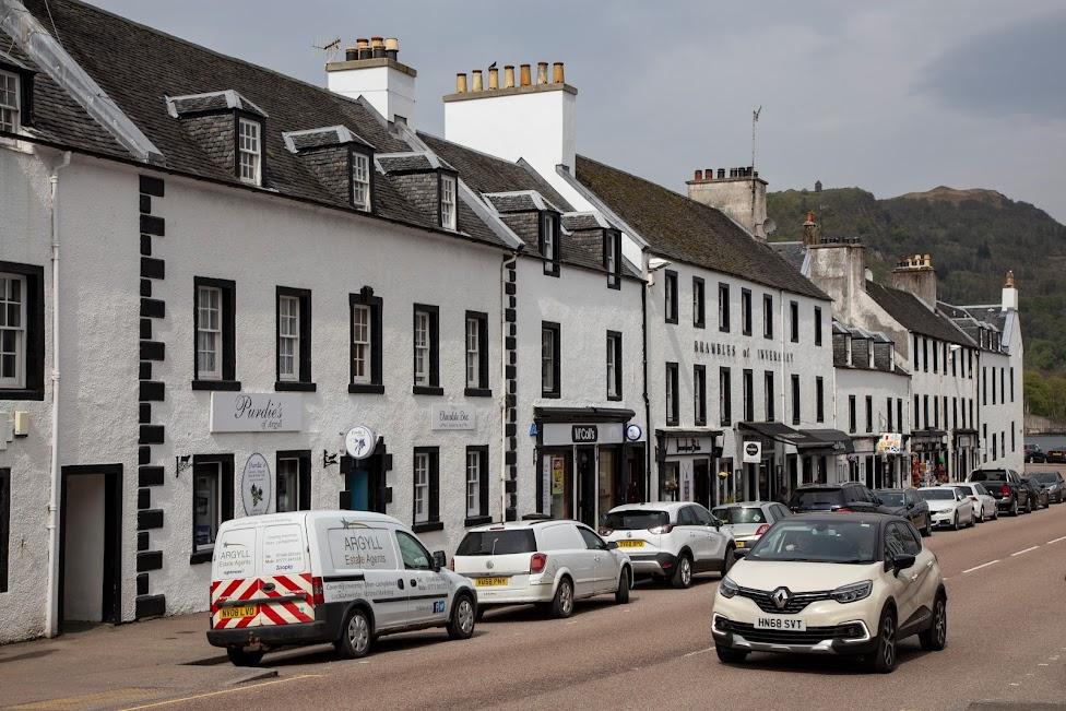 Inveraray, Szkocja