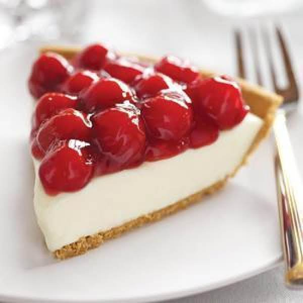 Ginny's Cherry-o Cream Pie
