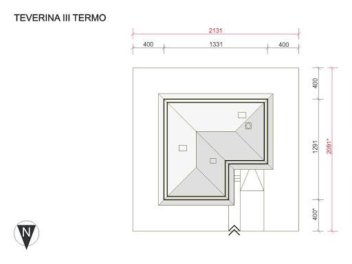 Teverina III Termo - Sytuacja