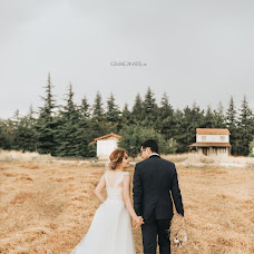Wedding photographer Cemal can Ateş (cemalcanates). Photo of 02.08.2018