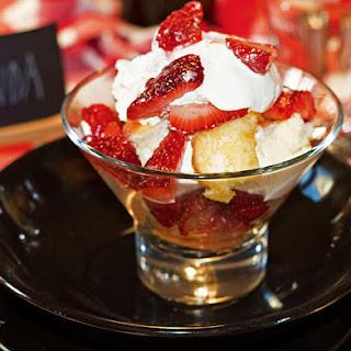 Quick and Easy Strawberry Shortcake Recipe