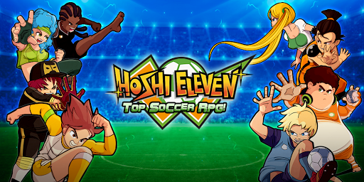 Hoshi Eleven - Top Soccer RPG Football Game 2018 1.0.2 screenshots 1