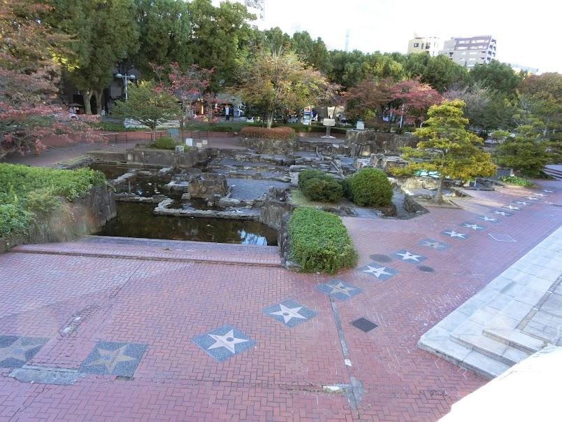 ロサンゼルス広場