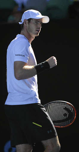 Andy Murray is nominated for Laureus World Sportsman of the Year.