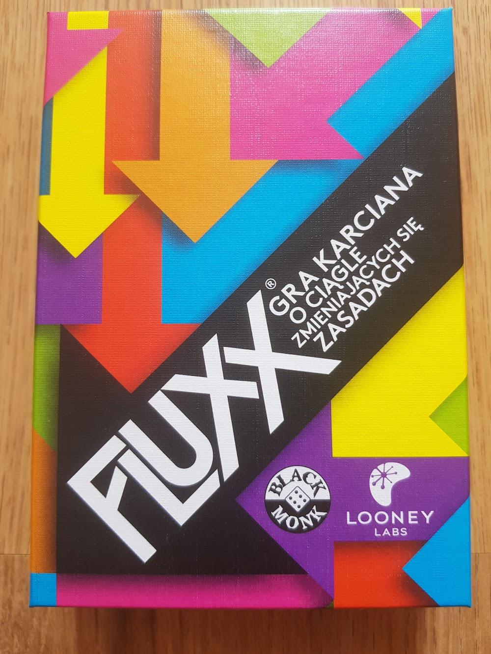 Fluxx - pudełko