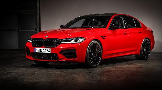 Así son los nuevos BMW M5