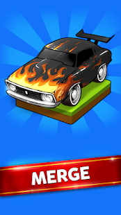 Game Merge Muscle Car America APK for Windows Phone