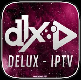 DELUX IPTV PRO V2 - náhled