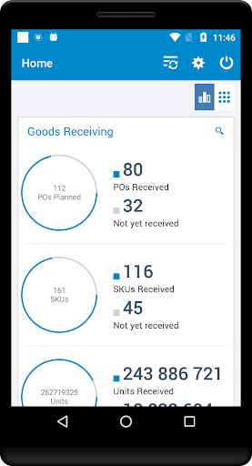 mInventory–Mobile Inventory & Warehouse Management 7.0.0 build 373 screenshots 1