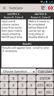 Scientific Calculator (adfree) Screenshot