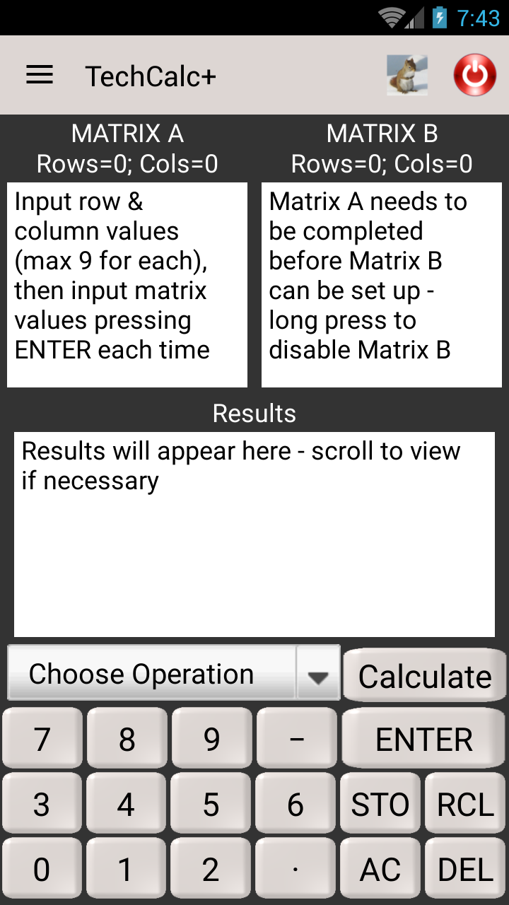 Scientific Calculator (adfree) Screenshot 6