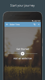 App Sober Time - Sober Day Counter & Clean Time Clock APK for Windows Phone